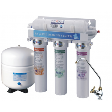 4 Stage RO System without Pump