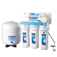 5 Stage RO System without the pump
